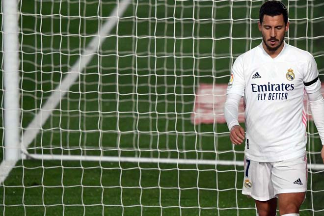 "Eden Hazard tệ hơn Bale: ""Bom xịt"" 150 triệu euro, lời nguyền áo số 7 Ronaldo - 1"
