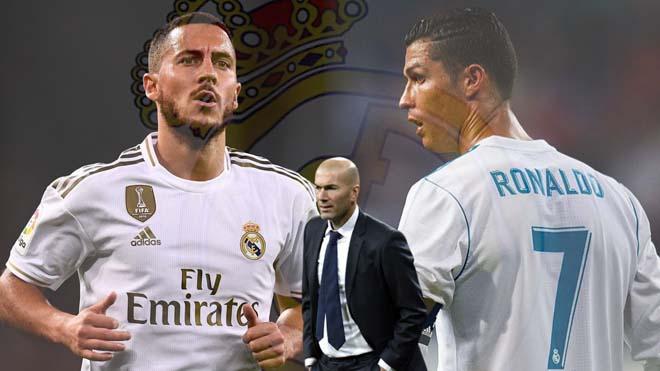 "Eden Hazard tệ hơn Bale: ""Bom xịt"" 150 triệu euro, lời nguyền áo số 7 Ronaldo - 3"