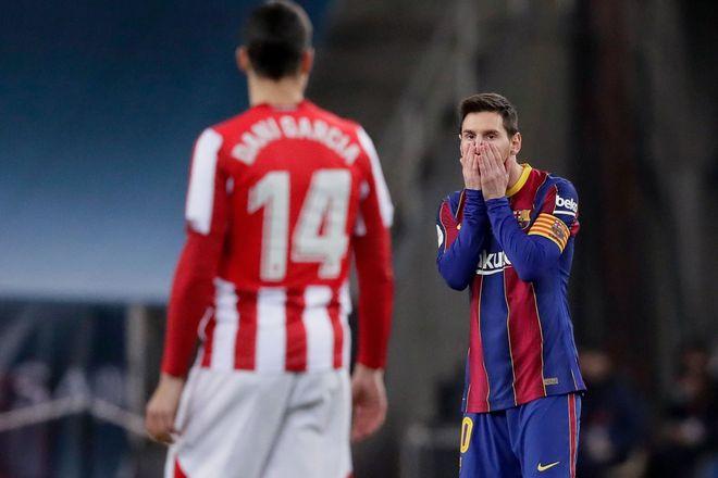 Messi chính thức nhận án treo giò vì đánh người, lộ thêm tình tiết gây sốc - 1
