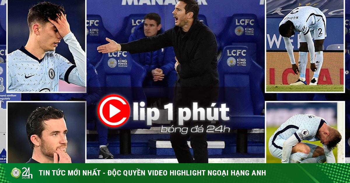 Chelsea khủng hoảng, tội đồ nào khiến Lampard dễ bay...