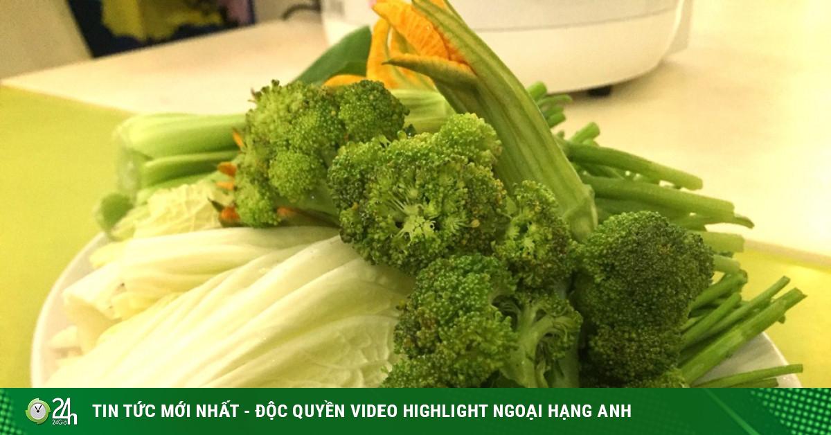 Bông cải xanh và những công dụng bất ngờ