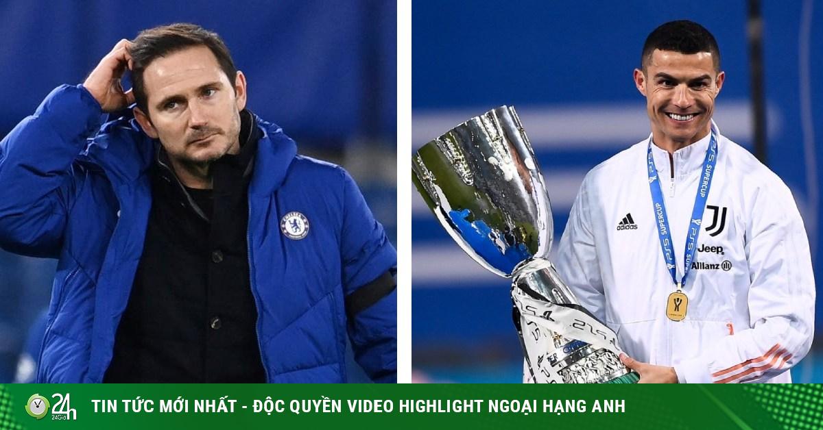 Soi trận hot nhất hôm nay: Ronaldo săn bàn thứ 761, Chelsea giải cứu Lampard?