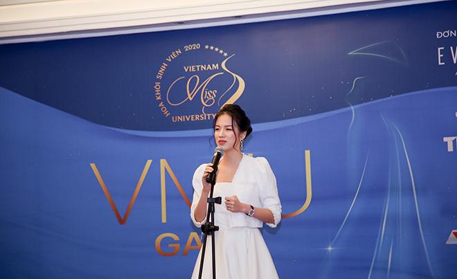 Vừa đăng quang, Hoa khôi, á khôi Sinh viên Việt Nam trở thành Gương mặt đại diện của Eva de Eva - 2