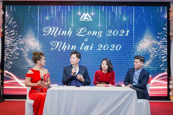 """Mỹ thuật Minh Long ra mắt BST """"Sắc màu kim loại 2021"""" - 4"""