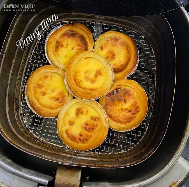 Gợi ý 4 món bánh ngon được chế biến bằng nồi chiên không dầu - 3