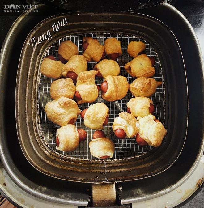 Gợi ý 4 món bánh ngon được chế biến bằng nồi chiên không dầu - 7