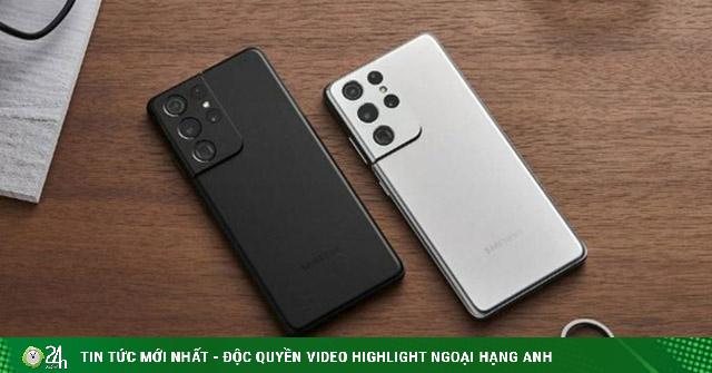 Màn so kè sức mạnh Galaxy S21 Ultra bản Mỹ và Việt Nam