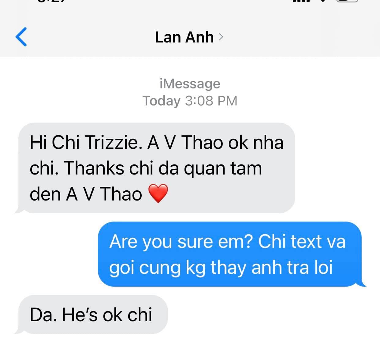Bà xã MC hải ngoại Việt Thảo phản hồi tin đồn chồng bị đột quỵ, vỡ mạch máu não - 5