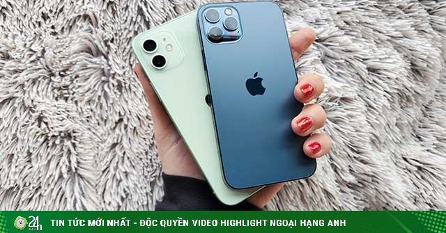 iPhone 12 Pro siêu đắt khách, Apple phải chuyển sản lượng từ iPhone 12 Mini