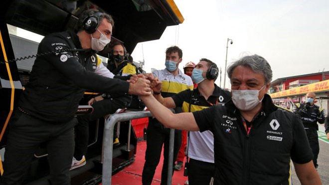 """Đua xe F1, Renault thành Alpine: Chia tay """"thuyền trưởng"""" gây sốc, thay máu lực lượng - 2"""