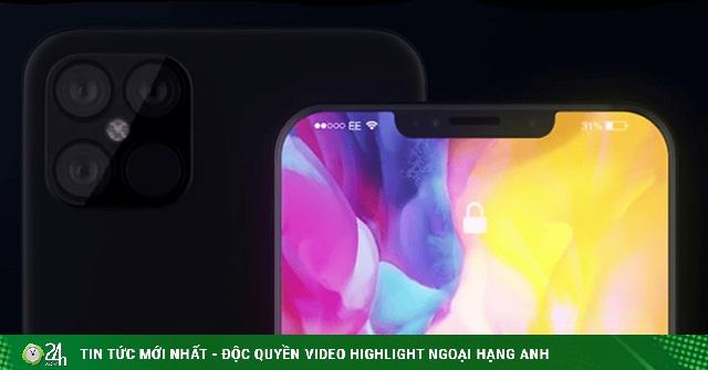 iPhone 12S tiếp tục được xác nhận có tai thỏ nhỏ hơn
