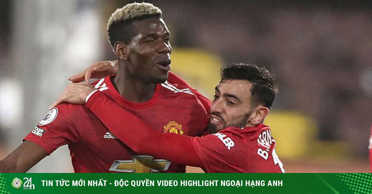 Pogba hồi sinh nhờ tị nạnh Fernandes, vì sao thích làm việc cùng Fletcher?