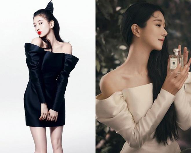 """Không hổ danh """"tình đầu quốc dân"""" của netizen Hàn, Suzy hễ đụng hàng lại được khen hết lời - 1"""