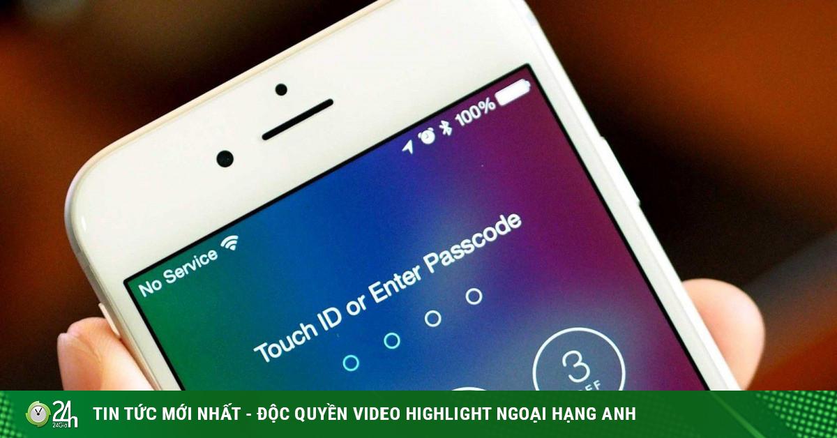 6 cách sửa lỗi iPhone 12 bị mất tín hiệu di động