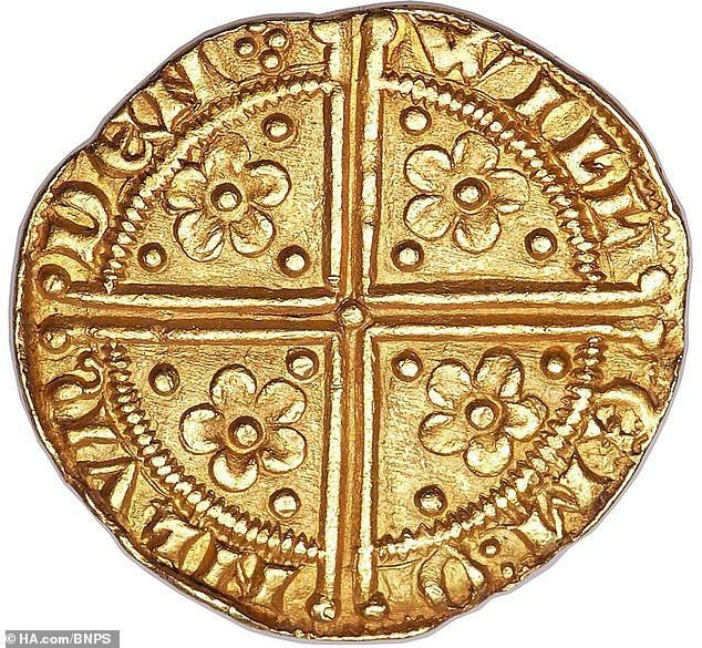 Đồng xu vàng gần 800 tuổi có giá gần 17 tỷ đồng - 2