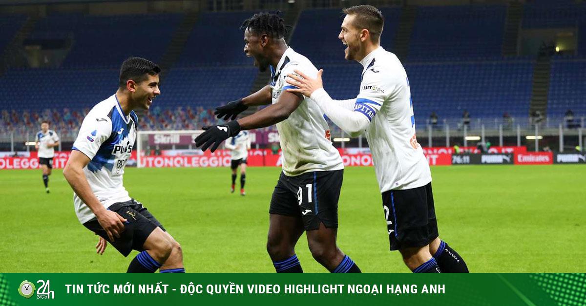 Video AC Milan - Atalanta: Bữa tiệc tấn công, Ibrahimovic im ắng