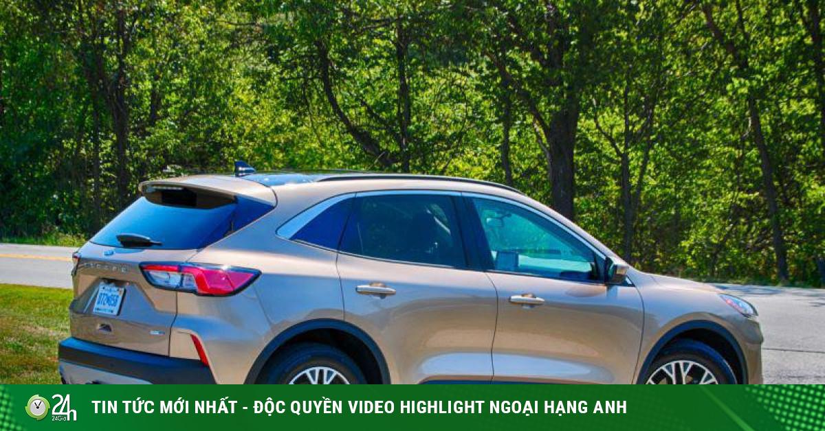 Ford Escape dừng sản xuất chỉ vì một thiết bị nhỏ