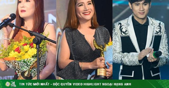 Nguyên Vũ, MC Cát Tường, Hiền Mai được vinh danh giải thưởng Chim én 2020