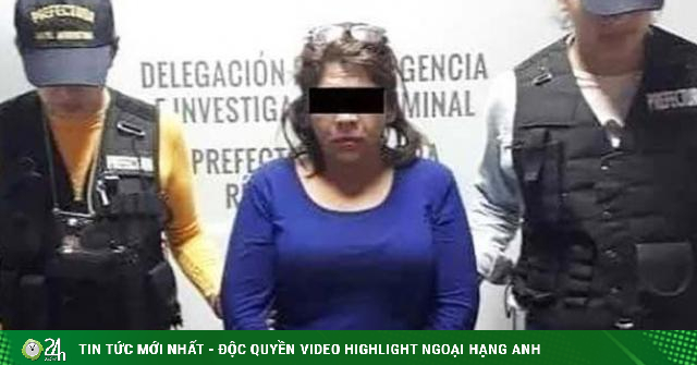 Mexico: Vợ đâm chồng nhiều nhát vì thấy ảnh sex với gái lạ, nghe giải thích thì hối không kịp