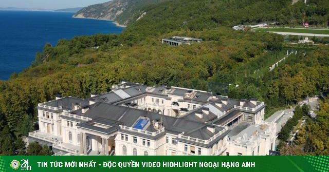 Nga: Đã biết ai là người sở hữu siêu biệt thự tỷ USD