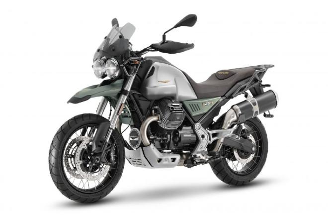Moto Guzzi tung loạt môtô chất, kỷ niệm 1 thế kỷ ra mắt - 12