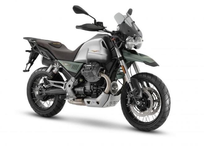 Moto Guzzi tung loạt môtô chất, kỷ niệm 1 thế kỷ ra mắt - 13