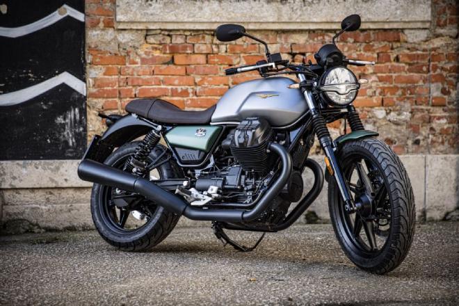 Moto Guzzi tung loạt môtô chất, kỷ niệm 1 thế kỷ ra mắt - 2