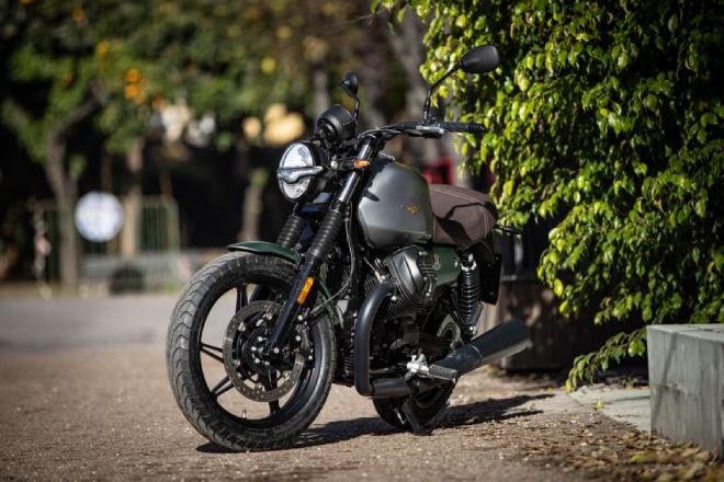 Moto Guzzi tung loạt môtô chất, kỷ niệm 1 thế kỷ ra mắt - 3