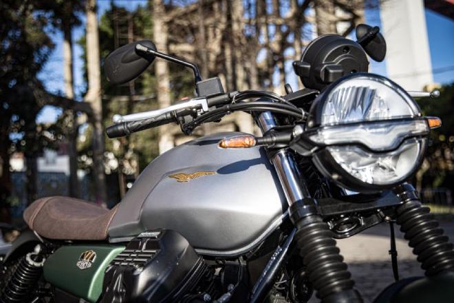 Moto Guzzi tung loạt môtô chất, kỷ niệm 1 thế kỷ ra mắt - 4