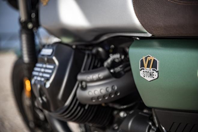 Moto Guzzi tung loạt môtô chất, kỷ niệm 1 thế kỷ ra mắt - 6