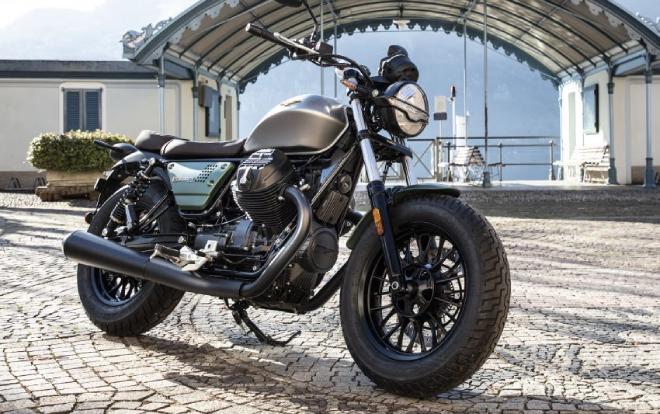 Moto Guzzi tung loạt môtô chất, kỷ niệm 1 thế kỷ ra mắt - 7