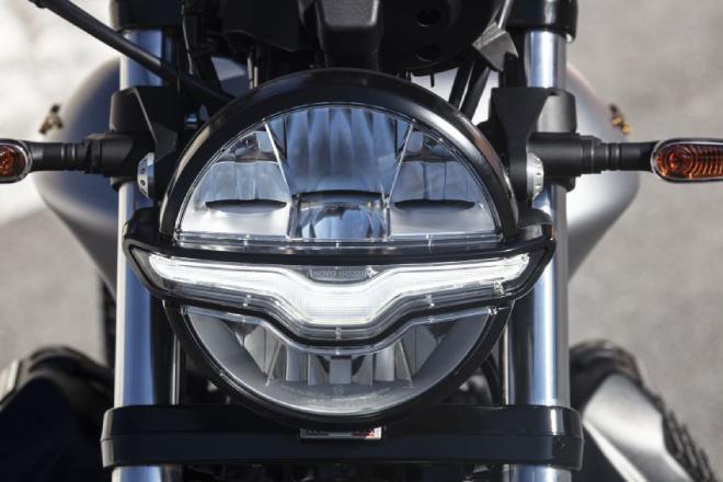 Moto Guzzi tung loạt môtô chất, kỷ niệm 1 thế kỷ ra mắt - 8