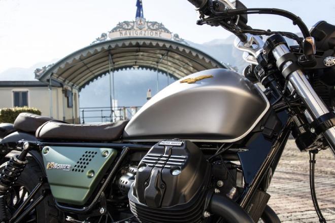 Moto Guzzi tung loạt môtô chất, kỷ niệm 1 thế kỷ ra mắt - 9