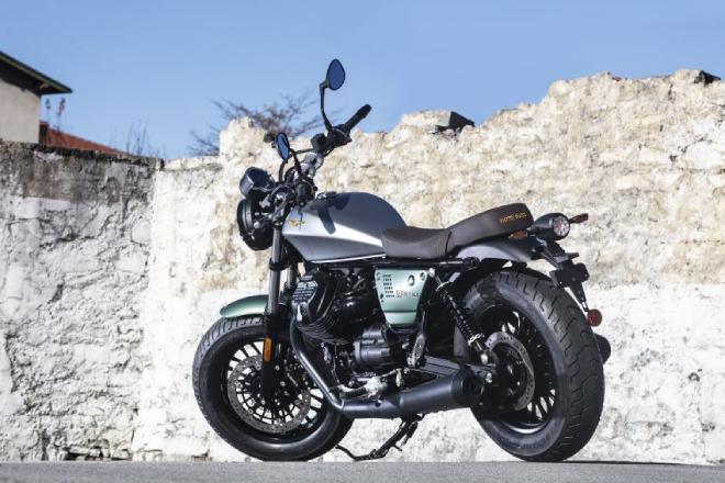 Moto Guzzi tung loạt môtô chất, kỷ niệm 1 thế kỷ ra mắt - 10