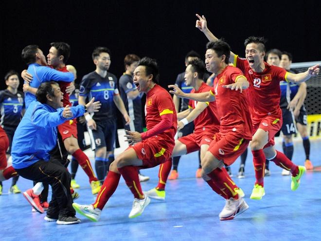Việt Nam có cơ hội dự World Cup Futsal khi giải châu Á bị hủy - 1