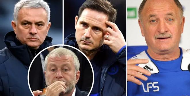 """""""Lò xay HLV"""" Chelsea: Mourinho trụ lâu nhất, thầy cũ Ronaldo thảm hơn Lampard"""
