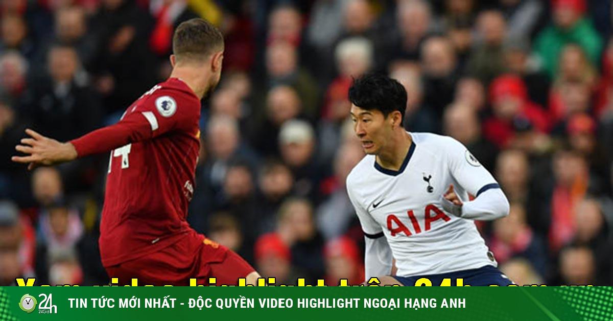 MU dễ thở, Tottenham ra đòn vượt Liverpool vòng 20 Ngoại hạng Anh?