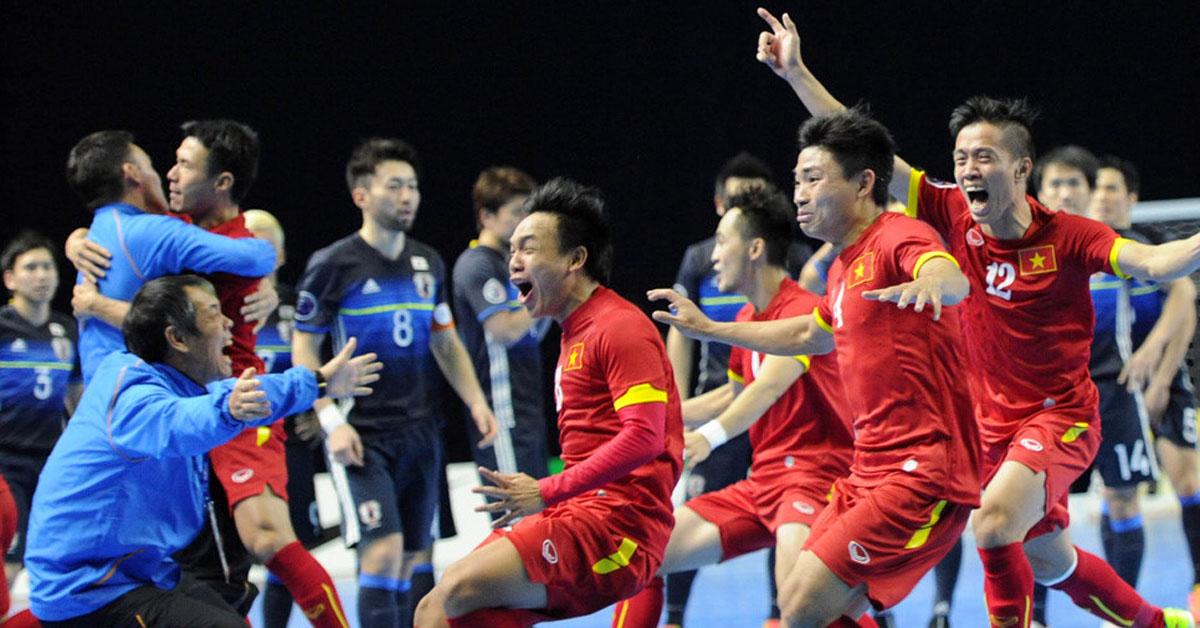 Việt Nam có cơ hội dự World Cup Futsal khi giải châu Á bị hủy