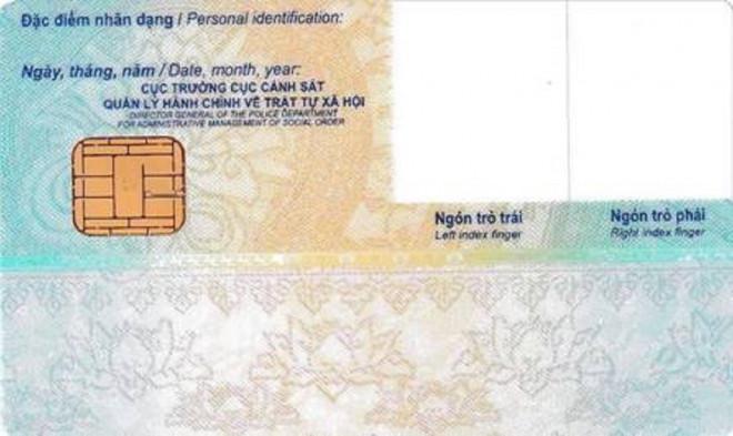 Thẻ CCCD gắn chip có gì mới so với CCCD gắn mã vạch? - 2