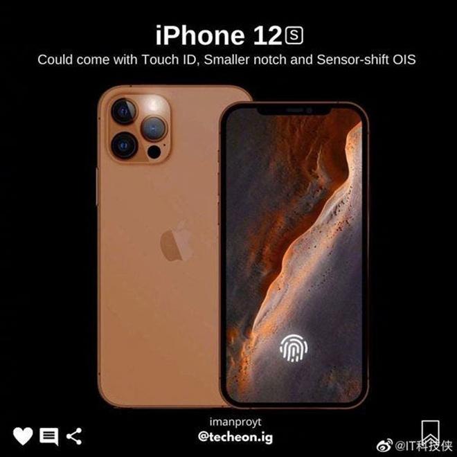 Những nâng cấp hàng đầu được trông đợi trên iPhone 12S - 4