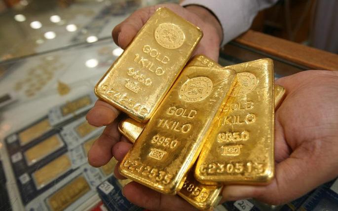 Giá vàng hôm nay 27/1: Dân buôn bán tháo, vàng sụt giá - 1
