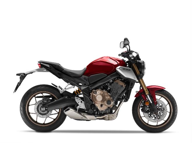 Honda tung loạt môtô phân khối lớn CB650R, CB500X và Rebel 500 - 3