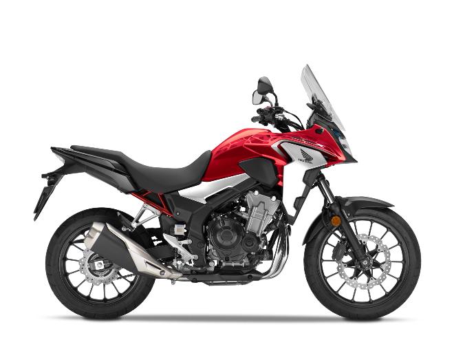 Honda tung loạt môtô phân khối lớn CB650R, CB500X và Rebel 500 - 8