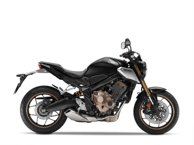 Honda tung loạt môtô phân khối lớn CB650R, CB500X và Rebel 500 - 2