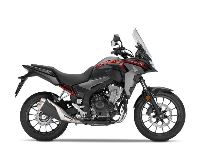 Honda tung loạt môtô phân khối lớn CB650R, CB500X và Rebel 500 - 7