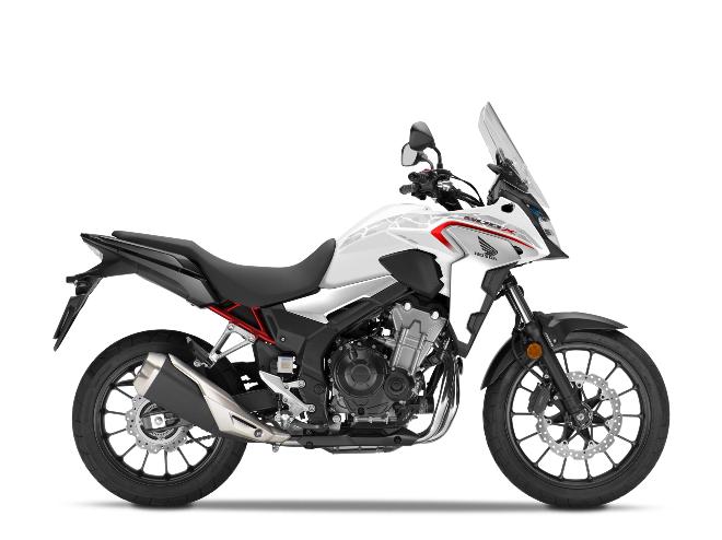 Honda tung loạt môtô phân khối lớn CB650R, CB500X và Rebel 500 - 9