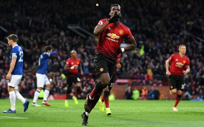 Tin mới nhất bóng đá tối 28/1: Paul Pogba chia sẻ về tương lai ở MU - 1