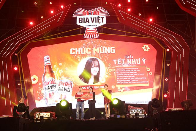 """Bia Việt mang """"Vạn lời chúc như ý"""" đến mọi miền tổ quốc - 1"""