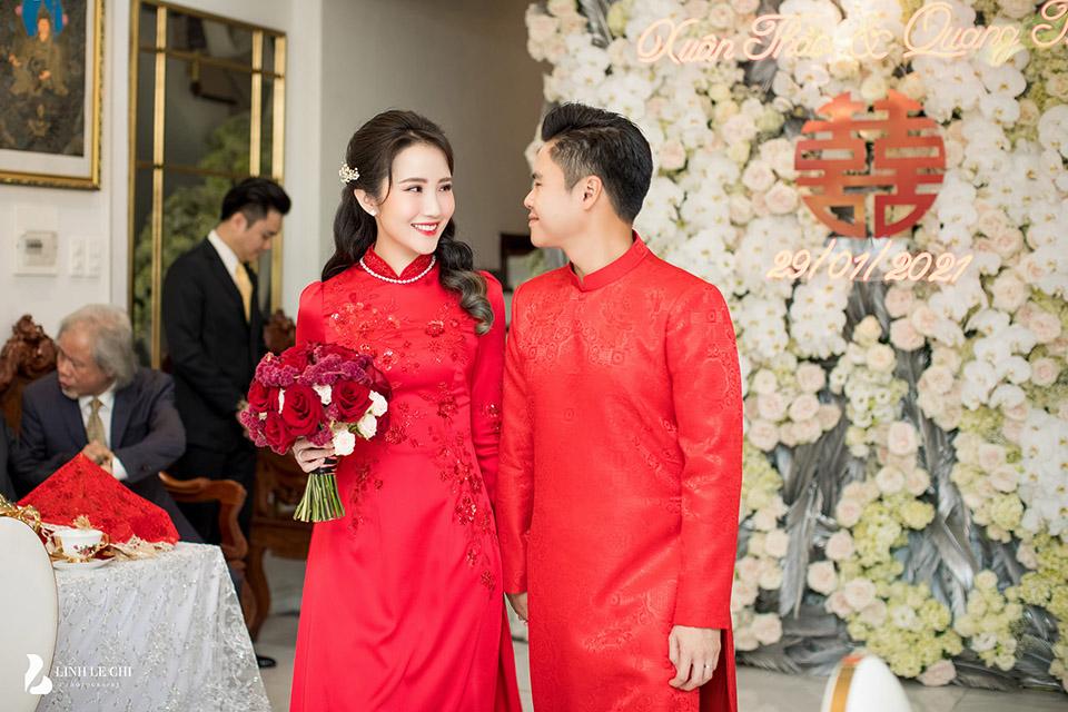 Đám cưới con ông chủ Saigon Square: Dàn siêu xe 200 tỷ, Cường Đôla, Mai Phương Thúy đến dự - 2