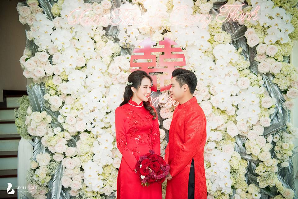 Đám cưới con ông chủ Saigon Square: Dàn siêu xe 200 tỷ, Cường Đôla, Mai Phương Thúy đến dự - 1